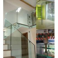 Buy cheap Railing System Laminated Security Glass With PVB Interlayer from wholesalers
