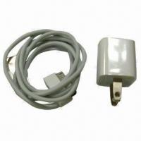 Buy cheap USB Charger (Cable) UK/USA Version for iPhone 4S, Durable, Easy to Plug-in from wholesalers