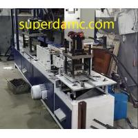 Buy cheap Superda Machine C45 Din Rail Roll Forming Machine for Making Switch Mounting Rack Rail from wholesalers