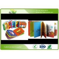 Buy cheap Color Printing Childrens Board Books , Film Lamination Popular Toddler Books from wholesalers
