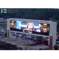Buy cheap 320x160mm Commercial Stadium LED Display P8 With Large Viewing Angle from wholesalers