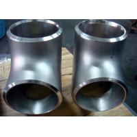 Buy cheap 304 Stainless Steel 90 Degree Elbow , Butt Weld Fittings ASTM Standard from wholesalers