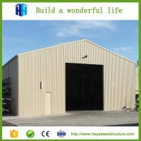 Buy cheap Metal prefabricated sheds rent steel structure warehouse manufacturer China from wholesalers