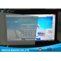 Buy cheap Lightbox Front Print Backlit Film 165 Micron , Matte Inkjet Backlit Film Scuff from wholesalers