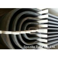Buy cheap ASTM A213 AISI 304 316L 310S seamless heat exchanger tubes U Bend Tube from wholesalers