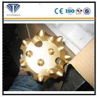 Buy cheap Carbide Material DTH Drilling Tools Flat Spehrical DHD3.5 Drill Bit product