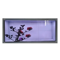 Buy cheap Custom Interactive Touch 4K Transparent Lcd Screen Display Boxes, Transparent Lcd Panel Touch Display Screen from wholesalers