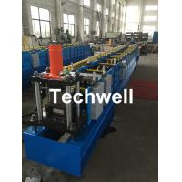 Buy cheap Galvanized Steel Metal Rack Box Beam Roll Forming Machine With High Speed 12-15m/min from wholesalers