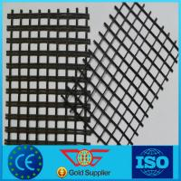 Buy cheap Ce Certification Material Biaxial Fiberglass Geogrid for Reinforcement product