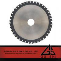 Buy cheap TCT saw blade diamond disc for steel from wholesalers