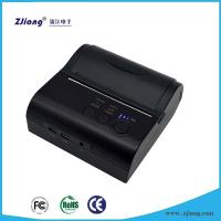 Buy cheap ZJ-8001 Pos Drucket Handheld POS Receipt 80mm Portable Mini Bluetooth Thermal Printer for Tablet Mobile from wholesalers