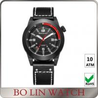 Buy cheap Military Grade British Army Issue Watch , Black Dial Analog Military Time Watch from wholesalers