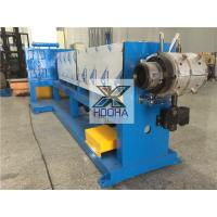 Buy cheap Insulation Wire Extrusion Machine , Pvc Cable Extruder Machine from wholesalers