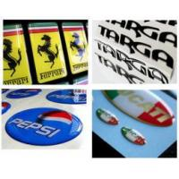Buy cheap Removable decorative epoxy sticker for kids from wholesalers