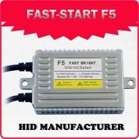 Buy cheap F5 55W Quick start Classicl model hid xenon ballast from wholesalers