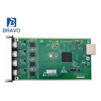 Buy cheap 4 Channel Video Capture Card Light Weight Input / Output High HDMI Connectivity from wholesalers