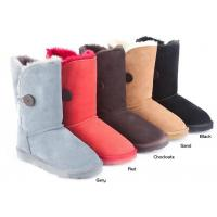 Buy cheap Snow Boots,Fashion Australia Sheepskin Winter Snow Boots / Bailey Button Boots 5803 (Paypal & Free Shipping) from wholesalers