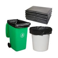 Buy cheap High Density Polyethylene Big Trash Bags , HDPE Trash Bags stretchable from wholesalers