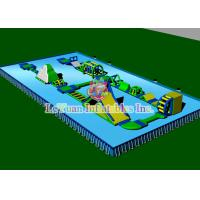 Buy cheap Wateproof Metal Frame Pools , Above Ground Swimming Pools For Summer product