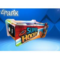 Buy cheap Two Players Coin Operated Arcade Machines  Video Entertainment Equipment AIR hockey game machine from wholesalers