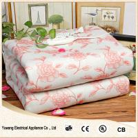 Buy cheap queen size hot sale electric blanket from wholesalers