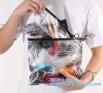 Buy cheap EVA zipper bag with zipper or slider for bra, slider zip lock black zip lock bag, durable mini plastic custom size water from wholesalers