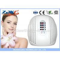 Buy cheap Professional Red / Blue / Infrared Led Light Therapy Machine For Face Skin Rejevenation from wholesalers