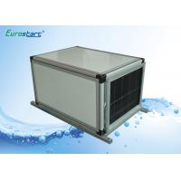 Buy cheap White Horizontal  Hvac Carrier Air Handling Units 25Mm Panel Thickness from wholesalers