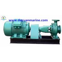 Buy cheap CIS series marine horizontal centrifugal pump from wholesalers