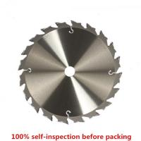 Buy cheap 300x30x3.5mm Carbide saw blade with rakers for solid wood with tips from wholesalers