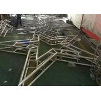Buy cheap Five Pointed Star Aluminum Truss Frame 300 * 300 Mm For Wedding / Party from wholesalers