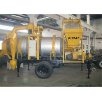 Buy cheap Diesel Engine Asphalt Mixing Plant For Bitumen / Crushed Stones Project Building 380V 50HZ from wholesalers