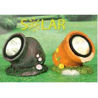 Buy cheap Resin solar energy LED light from wholesalers