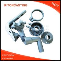 Buy cheap China foundry castings parts, OEM hot sale precision casting iron parts from wholesalers