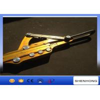 Buy cheap OPGW Self Gripping Clamps Cable Clipper Come Along Clamp Grips 16KN from wholesalers