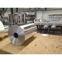 Buy cheap 8079 Packing Aluminium Foil Resealable Jumbo Roll With Excellent Conductivity from wholesalers