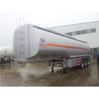 Buy cheap 50000liter 3 Axles Water Tank Trailer with Pump from wholesalers