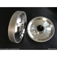Buy cheap Electroplated Diamond Lapidary Grinding Wheels for glass, gemstones Images product