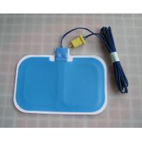 Buy cheap PE/foam surgical plate with Conmed connectro,surgical grounding pad,hospital supplies from wholesalers