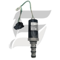 Quality Good KDRDE5KR20/40C13-203A SKX5P-17-210 Solenoid Valve For Sumitomo SH200-2 for sale
