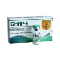 Buy cheap Ghrp 6 HGH Human Growth Hormone 99% Purity Peptide Acetate For Bodybuilding from wholesalers