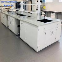 Buy cheap Modern Dental Lab Workbench Laboratory Furniture Lab Desk Factory from wholesalers