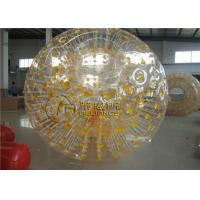 Buy cheap Outdoor Sport Fun Inflatable Bumper Ball Grass Zorb For Water Park from wholesalers