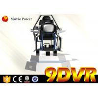 Buy cheap Furious Speed VR Racing 9D Simulator Great Experience For Business Street product