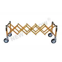 Buy cheap Aluminum Alloy Telescopic Funeral Stretcher Trolley product