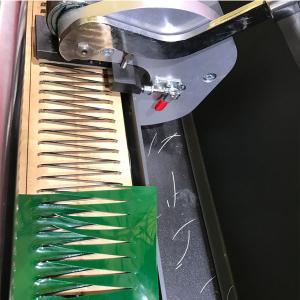 Buy cheap Lightweight Conveyor Belt Splicing Machine Single Finger / Double Fingers Punch Press for conveyor belt product