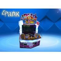 Buy cheap Attack On Monster Redemption Game Machine ,  Indoor Lottery Ticket Counter Machine from wholesalers