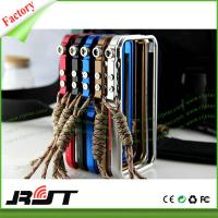Buy cheap Ultra Thin Aluminum Mobile Phone Bumper Case with Metal Frame from wholesalers