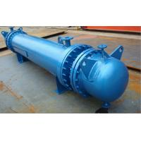 Buy cheap Double Pipe Heat Exchange Equipment , Brazed Rotary Heat Exchanger Equipment from wholesalers