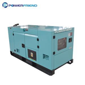 Buy cheap 25kva 20kw Cummins Diesel Generators Water Cooling Electric Power Generator product